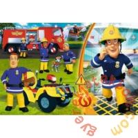 Trefl 24 db-os Maxi puzzle - Sam, a tűzoltó (14290)