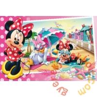 Trefl 24 db-os Maxi puzzle - Minnie egér nyaral (14292)
