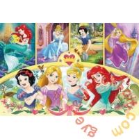 Trefl 24 db-os Maxi puzzle - Disney Hercegnők - Az emlékek varázsa (14294)