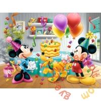 Trefl 30 db-os puzzle - Mickey Mouse és barátai - Születésnapi torta (18211)