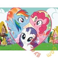 Trefl 30 db-os puzzle - My Little Pony - Együtt a legjobb (18241)