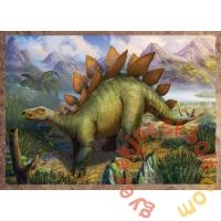 Trefl 4 az 1-ben puzzle (35 48 54 70 db-os) - Dinoszauruszok (34249)