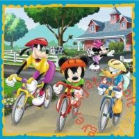 Trefl 3 az 1-ben puzzle (20,36,50 db-os) - Mickey Mouse és barátai (34846)