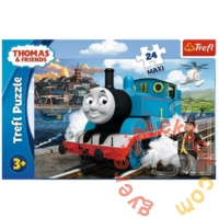 Trefl 24 db-os Maxi puzzle - Thomas (14317)