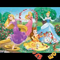 Trefl 30 db-os puzzle - Disney Princess - Légy hercegnő (18267)
