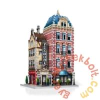 Wrebbit 295 db-os 3D puzzle - Hotel (00501)