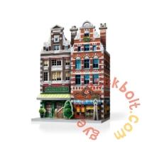Wrebbit 285 db-os 3D puzzle - Kávézó (00503)