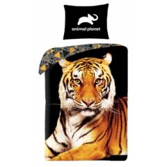 Animal Planet - Tigrises ágyneműhuzat szett