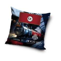 Harry Potter párna 40 x 40 cm-es - Roxfort Express