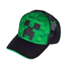 Minecraft baseball sapka Creeper