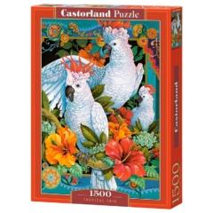 Castorland 1500 db-os puzzle - Trópusi trió (C-151714)