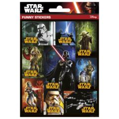 Star Wars matrica - 11 x 16 cm (NFSW)
