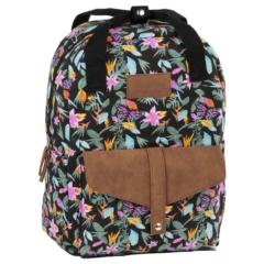 BackUp iskolatáska, hátizsák - 1 rekeszes - Lepkék (PLB2CA36)