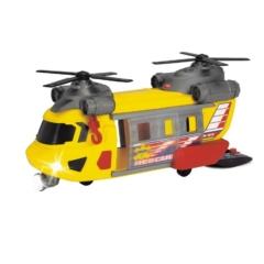 Dickie Action series Rescue játék helikopter - 30 cm (3306004)