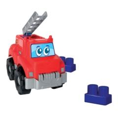 Écoiffier Abrick Maxi tűzoltóautó játékszett (7818)