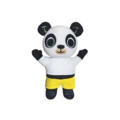Bing és barátai plüss figura - Pandó panda 22 cm