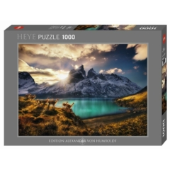 Heye 1000 db-os puzzle - Guanakók, Humboldt (29815)