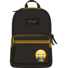 Emoji Rainbow hátizsák, iskolatáska - 1 rekeszes (242113)