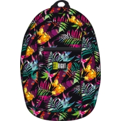 St.Right - Tropical Island hátizsák, iskolatáska - 1 rekeszes (612640)