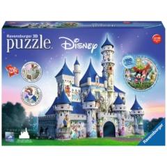 Ravensburger 216 db-os 3D puzzle - Disney kastély (12587)