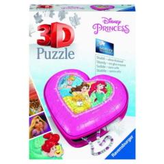 Ravensburger 54 db-os 3D  puzzle - Disney Princess dobozka (11234)