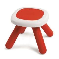 Smoby Támla nélküli gyerekszék - piros (880203)