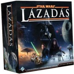 Star Wars Lázadás társasjáték