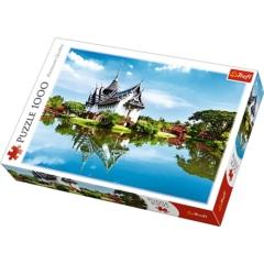 Trefl 1000 db-os puzzle - Sanphet Prasat palota (10437)