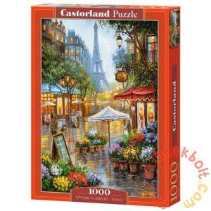 Castorland 1000 db-os puzzle - Tavasz Párizsban (C-103669)