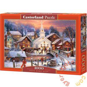 Castorland 1000 db-os puzzle - Karácsonyi ábrándok (C-103850)