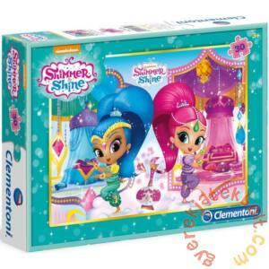 Clementoni 30 db-os puzzle - Shimmer és Shine (08515)