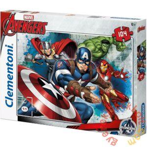 Clementoni 104 db-os  puzzle - Avengers - Bosszúállók (27973)