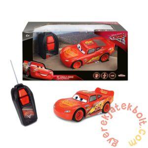 Dickie RC Verdák 3 Junior Villám McQueen távirányítós autó (3081000)