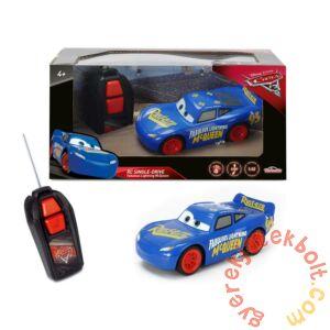 Dickie RC Verdák 3 Junior Kék Villám McQueen távirányítós autó (3081002)