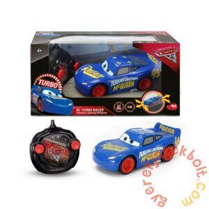 Dickie RC Verdák 3 Turbo Racer - Kék Villám McQueen távirányítós autó (3084009)