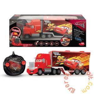 Dickie RC Verdák 3 Turbo - Mack Truck távirányítós kamion (3089025)