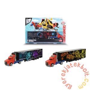 Dickie Transformers Optimus Prime Trailer játék kamion - többféle (3113006)