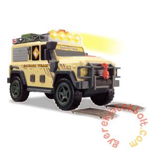 Dickie Szafari Off Roader működő keresőlámpával (3308362)