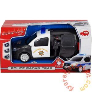 Dickie Traffipaxos rendőrautó (3713002)