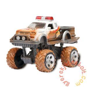 Dickie Játék Rally Monster kisautó - Fehér (3742000)