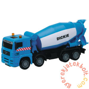 Dickie City Team játék munkagépek - Betonkeverő (3744001)