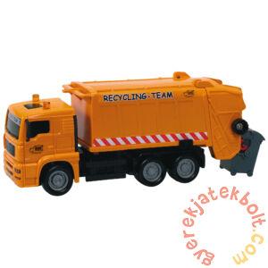 Dickie City Team játék munkagépek - Kukásautó (3744001)