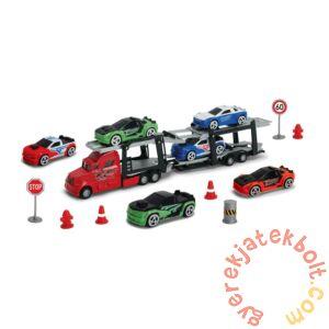 Dickie Autószállító szett kiegészítőkkel (3745001)
