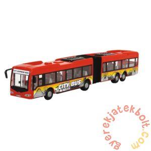 Dickie City Express játék busz - Piros (3748001)