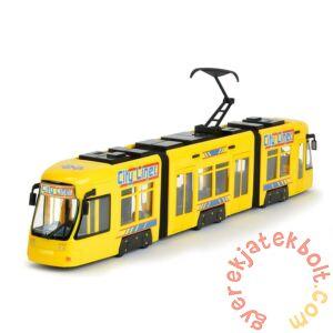 Dickie City Liner játék villamos - Sárga (3749005)