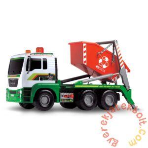 Dickie Játék pumpás Konténerszállító autó (3809002)
