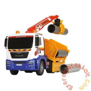 Dickie Játék levegőpumpás önrakodós teherautó (3809005)
