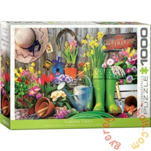 EuroGraphics 1000 db-os puzzle - Garden Tools (6000-5391)