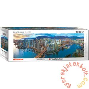 EuroGraphics 1000 db-os Panoráma puzzle - Vancouver, British Columbia (6010-0740)