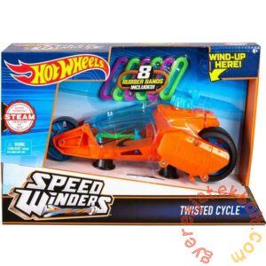 Hot Wheels Speed Winders motorok - Narancssárga (DPB66)
